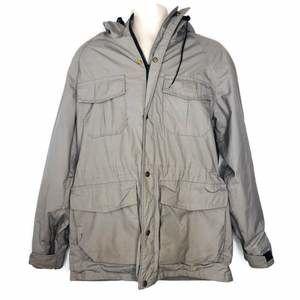 Vintage Eddie Bauer Medium Jacket Wool Plaid Lined